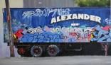 (oil) truckArt